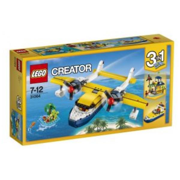 Lego Creator - Äventyr På Ön - 31064 från Lego