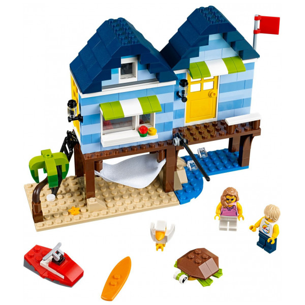 Lego Creator - Beachside Vacation 31063 från Lego