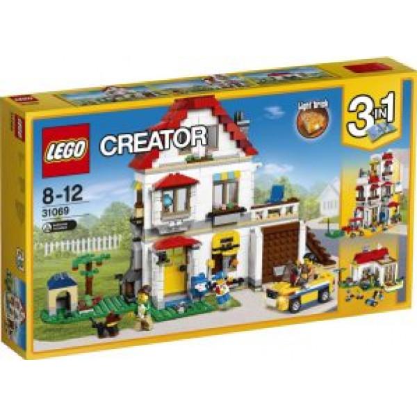 Lego Creator - Familjevilla Modulset - 31069 från Lego