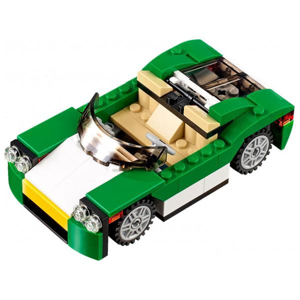 Lego Creator - Green Cruiser 31056 från Lego
