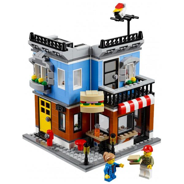 Lego Creator Lego Delikatessbutiken På Hörnet 31050 från Lego creator