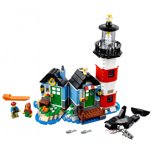 Lego Creator - Lighthouse Point 31051 från Lego