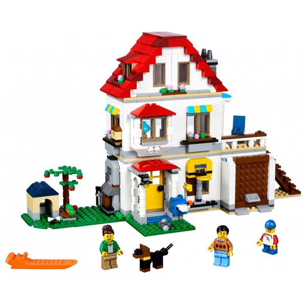 Lego Creator - Modular Family Villa 31069 från Lego