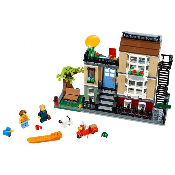 Lego Creator - Park Street Townhouse 31065 från Lego