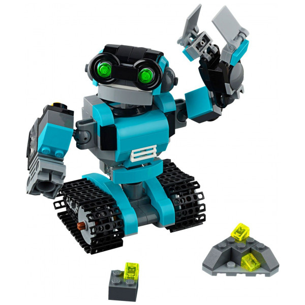 Lego Creator - Robo Explorer 31062 från Lego
