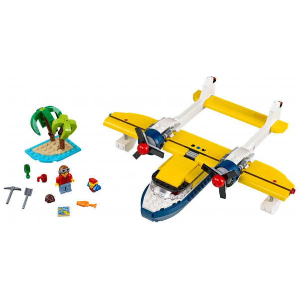 Lego Creator - Seaplane Adventures 31064 från Lego
