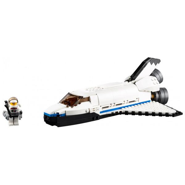 Lego Creator - Space Shuttle Explorer 31066 från Lego