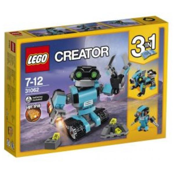 Lego Creator - Utforskarrobot - 31062 från Lego