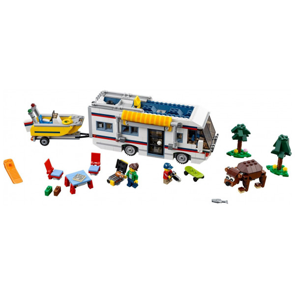 Lego Creator - Vacation Getaways 31052 från Lego