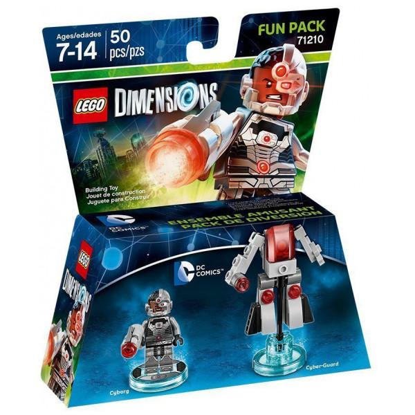 Lego Dimensions Lego Fun Pack - Dc Cyborg 71210 från Lego dimensions