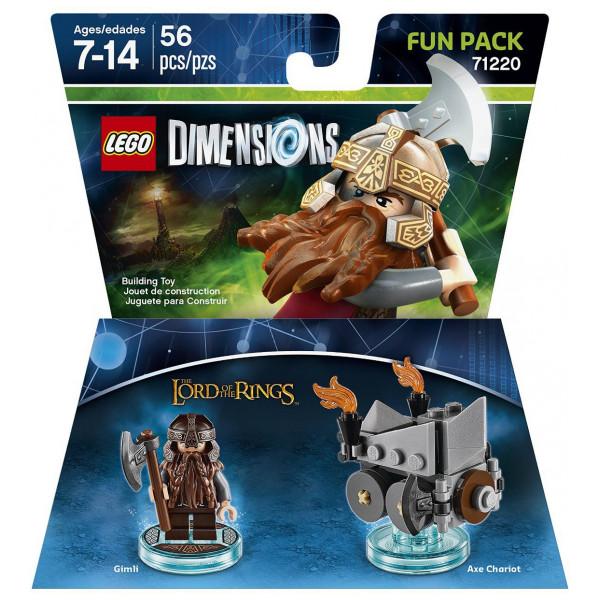 Lego Dimensions Lego Fun Pack - Gimli från Lego dimensions