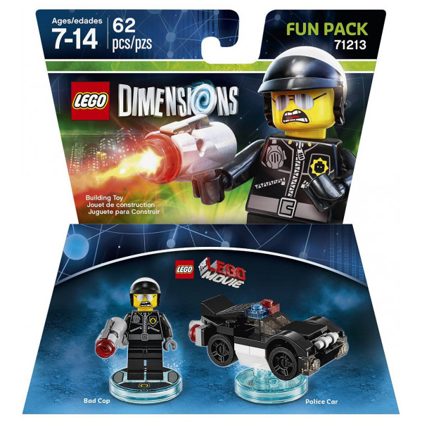 Lego Dimensions Lego Fun Pack - Movie Bad Cop från Lego dimensions