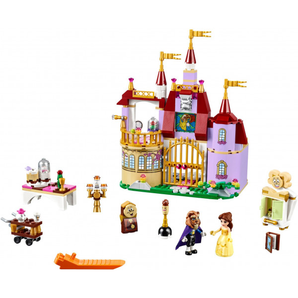 Lego Disney Primcess - Belle's Enchanted Castle 41067 från Lego