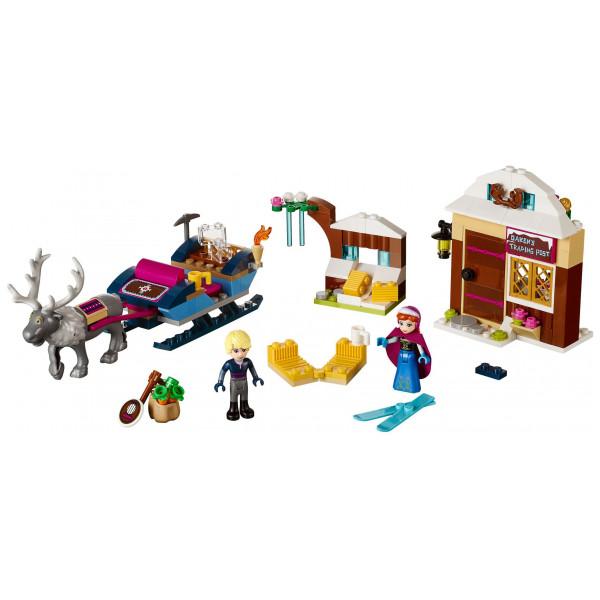 Lego Disney Princess - Anna Och Kristoffers Slädäventyr 41066 från Lego