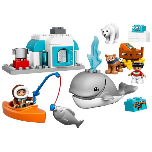 Lego Duplo - Arctic 10803 från Lego