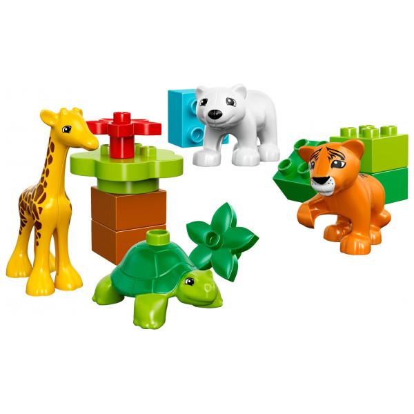 Lego Duplo - Baby Animals 10801 från Lego