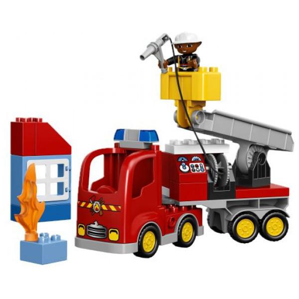 Lego Duplo - Brandbil 10592 från Lego