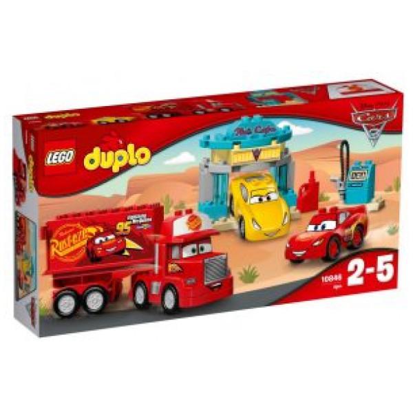 Lego Duplo Cars Tm - Flos Kafé - 10846 från Lego