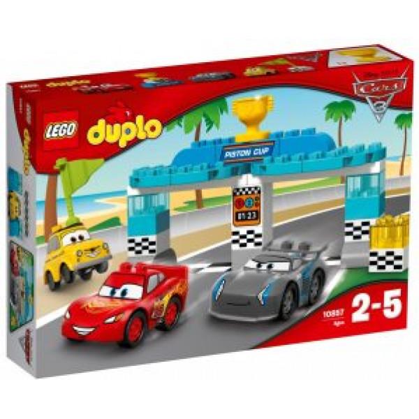 Lego Duplo Cars Tm - Piston Cup - 10857 från Lego