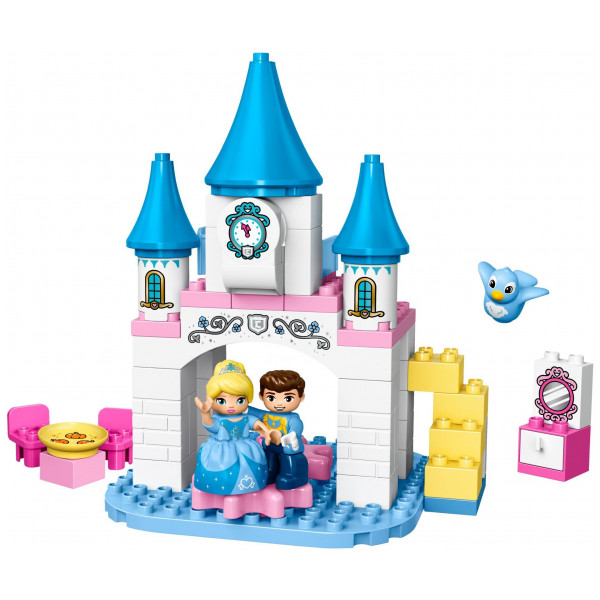 Lego Duplo - Cinderella's Magical Castle 10855 från Lego
