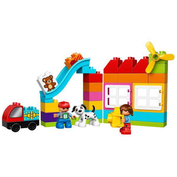 Lego Duplo - Creative Construction Basket 10820 från Lego