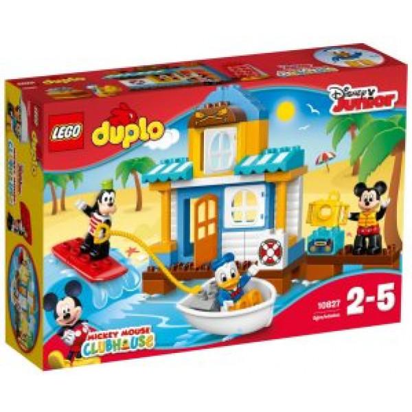 Lego Duplo Disney Tm - Musse Och Hans Vänner – Strandhus - 10827 från Lego