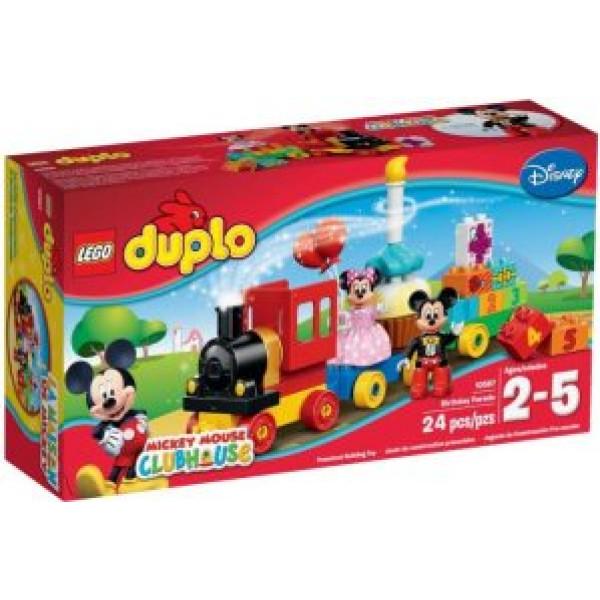 Lego Duplo Disney Tm - Musse Och Mimmis Födelsedagsparad - 10597 från Lego