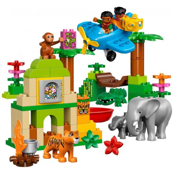 Lego Duplo - Jungle 10804 från Lego