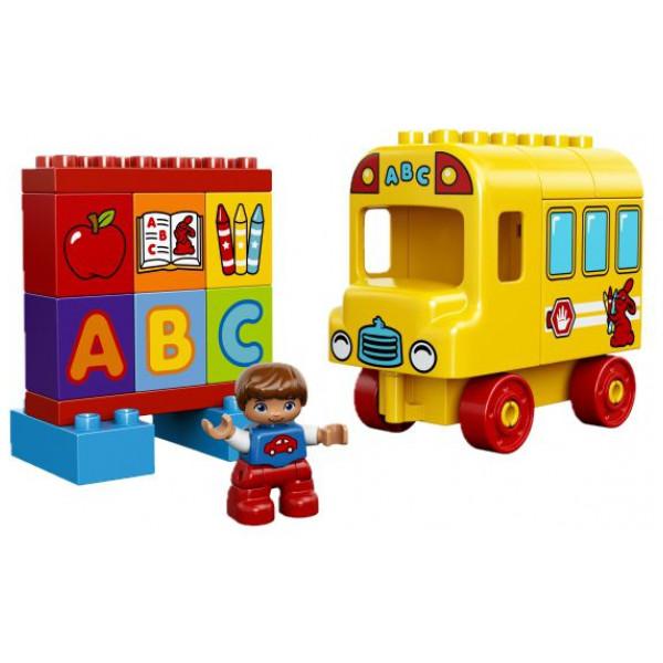 Lego Duplo Lego Min Första Buss 10603 från Lego duplo