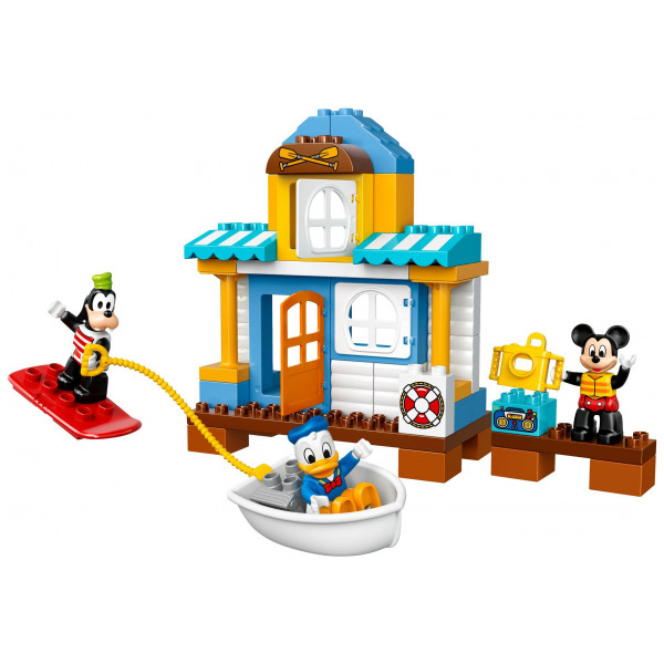 Lego Duplo - Mickey & Friends Beach House 10827 från Lego