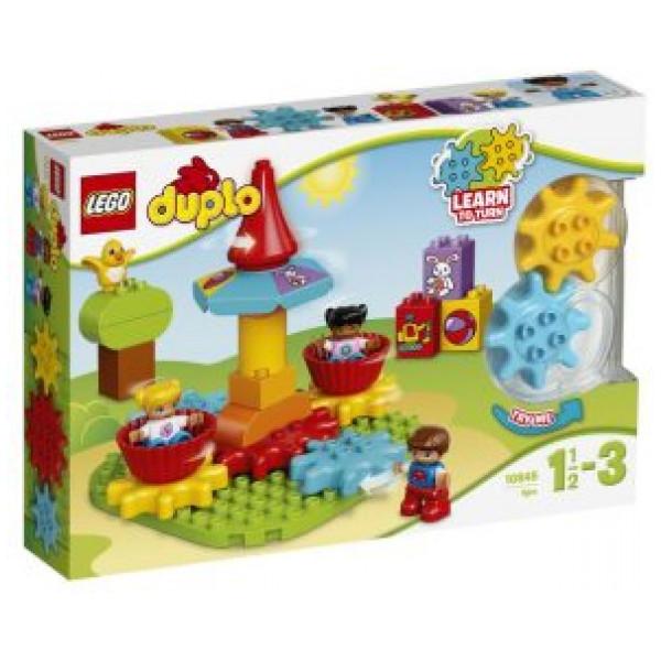 Lego Duplo My First - Min Första Karusell - 10845 från Lego