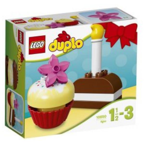 Lego Duplo My First - Mina Första Bakelser - 10850 från Lego