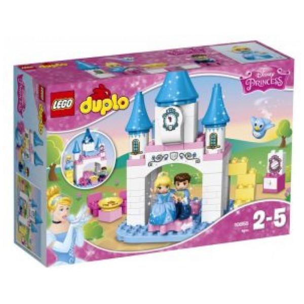 Lego Duplo Princess Tm - Askungens Magiska Slott - 10855 från Lego