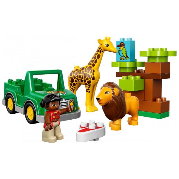 Lego Duplo - Savanna 10802 från Lego