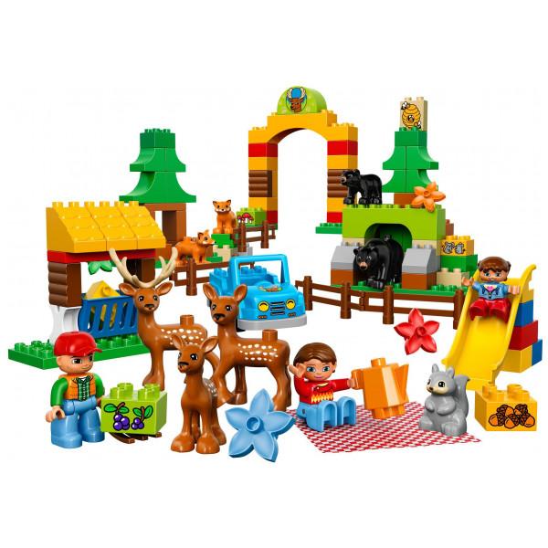 Lego Duplo - Skog Park 10584 från Lego