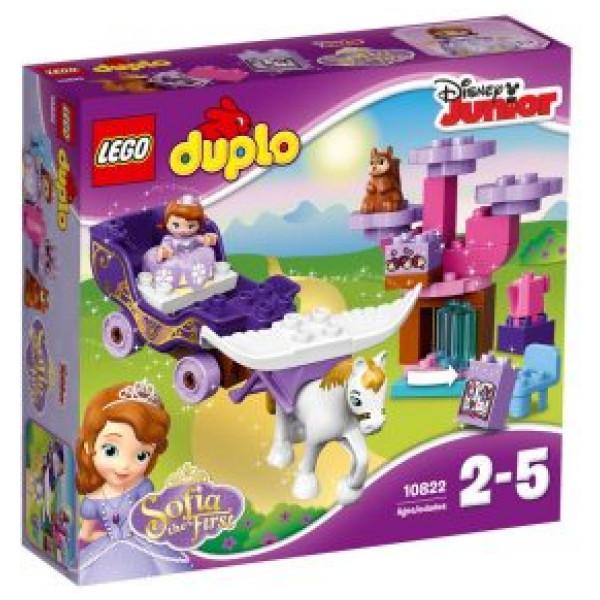 Lego Duplo Sofia The First - Sofia Den Första Den Magiska Vagnen - 10822 från Lego