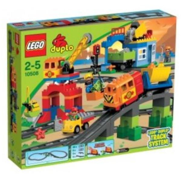 Lego Duplo Town - Extra Stort Tågset - 10508 från Lego