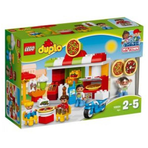 Lego Duplo Town - Pizzeria - 10834 från Lego