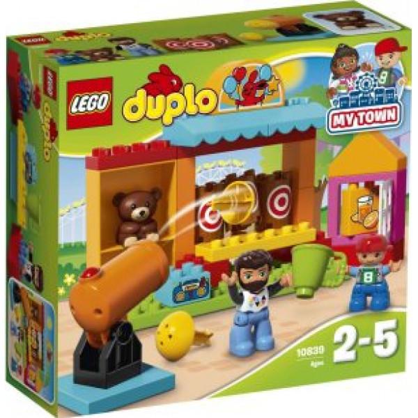 Lego Duplo Town - Skjutbana - 10839 från Lego
