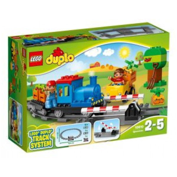 Lego Duplo Town - Tåg - 10810 från Lego