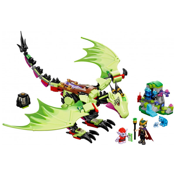 Lego Elves Lego The Goblin King's Evil Dragon 41183 från Lego elves