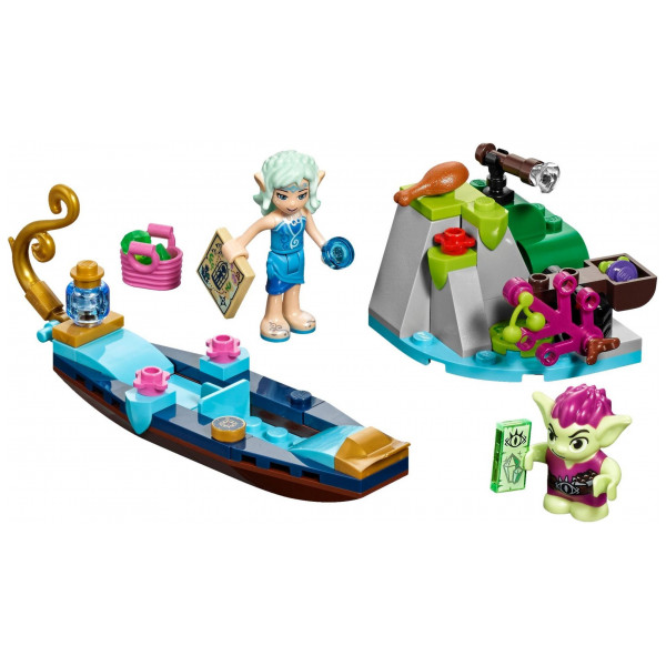 Lego Elves - Naida's Gondola & The Goblin Thief 41181 från Lego