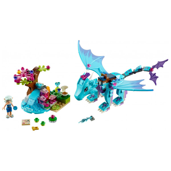 Lego Elves - The Water Dragon Adventure 41172 från Lego