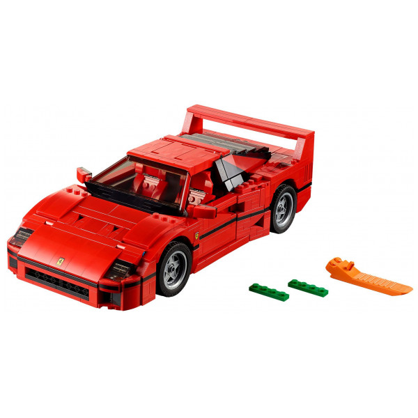 Lego Exclusive - Ferrari F40 10248 från Lego