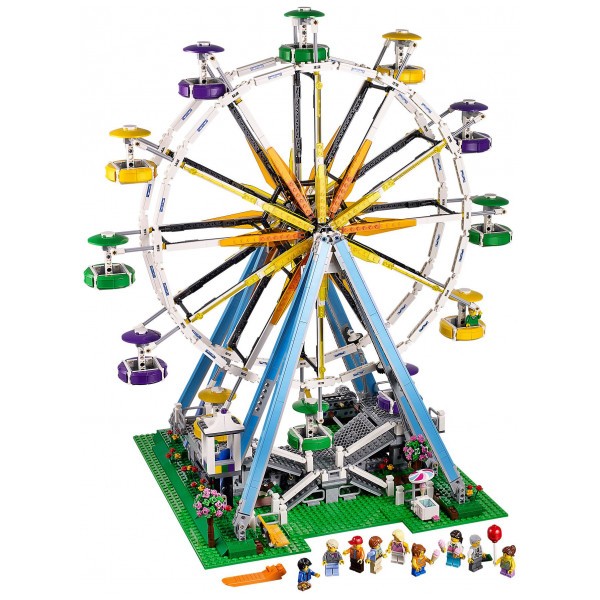 Lego Exclusive - Ferris Wheel 10247 från Lego