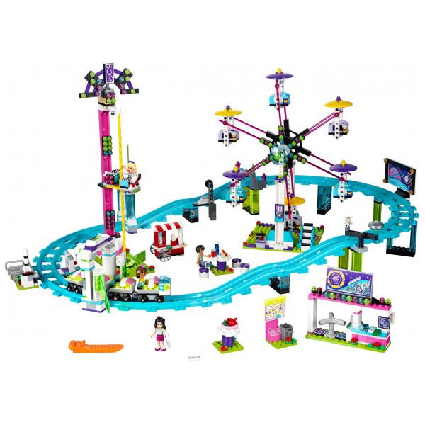 Lego Friends - Amusement Park Roller Coaster 41130 från Lego