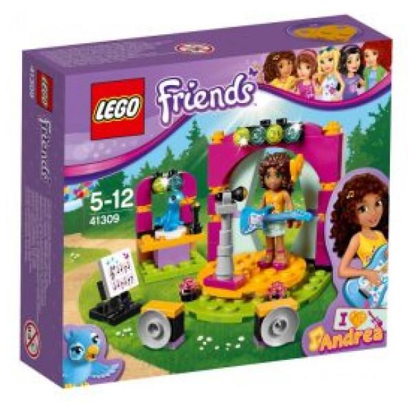 Lego Friends - Andreas Musikaliska Duett - 41309 från Lego