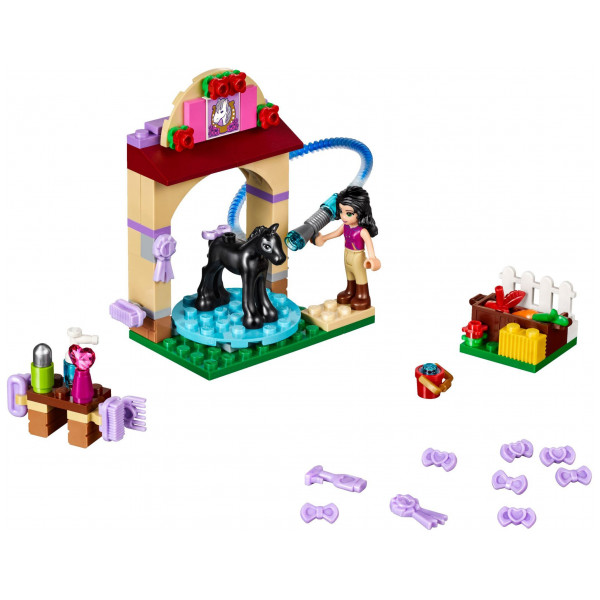 Lego Friends - Foal's Washing Station 41123 från Lego