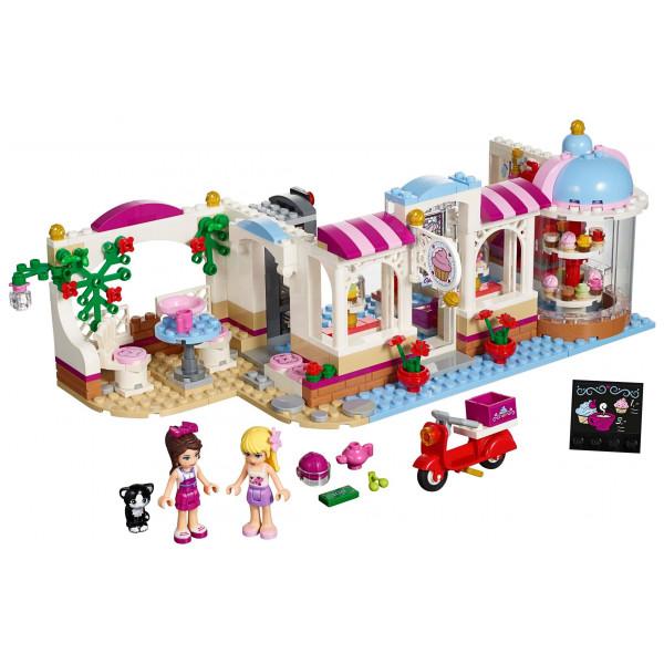Lego Friends - Heartlake Cupcake Cafe 41119 från Lego