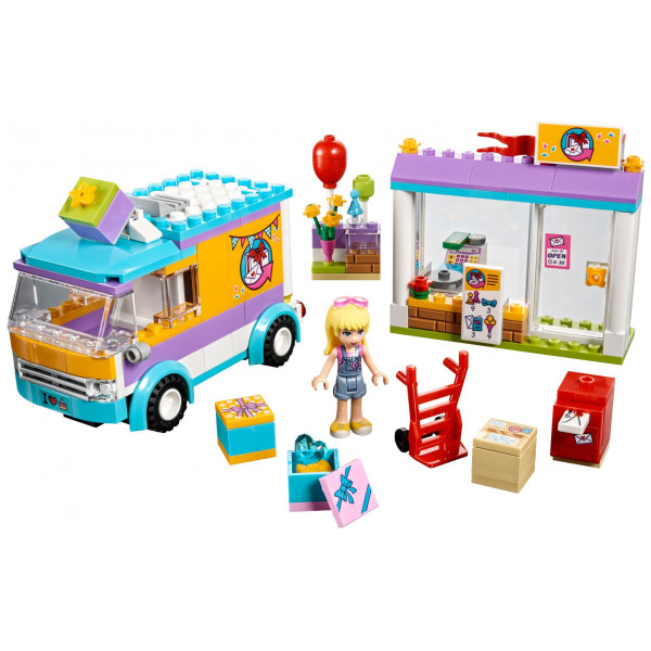 Lego Friends - Heartlake Gift Delivery 41310 från Lego